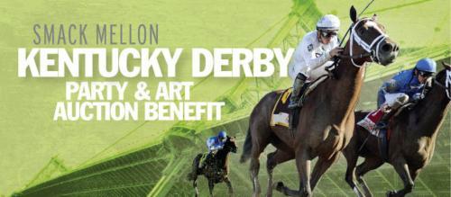 Kentucky Derby Party and Art Auction To benefit Smack Mellon programs | Events Calendar