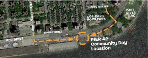 Paths to Pier 42: Waterfront Community Day  | Events Calendar