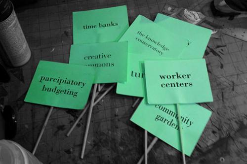 Workshop: Another Art World is Possible Arts & Labor's Alternative Economies Workshop | Events Calendar