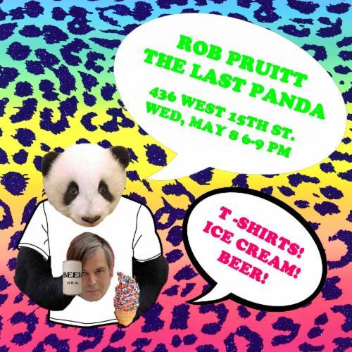 The Last Panda    Events Calendar