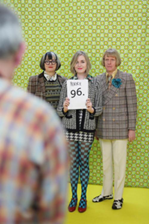 Portrait Shoot and Beach Party with Martin Parr  | Events Calendar