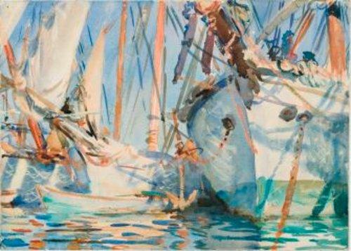 "Collections Course: John Singer Sargent Watercolors, ""Sargent the Sensualist""  
