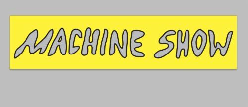 Machine Show  | Events Calendar