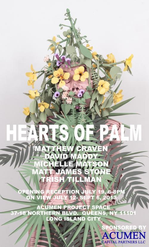 Hearts of Palm  | Events Calendar