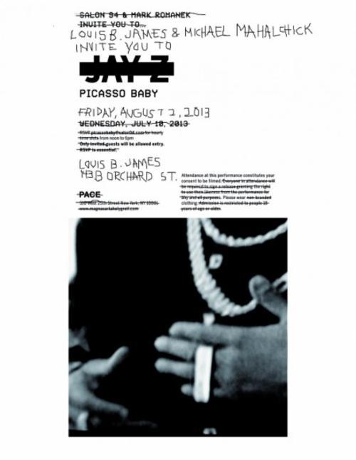 Michael Mahalchick: Picasso Baby  | Events Calendar