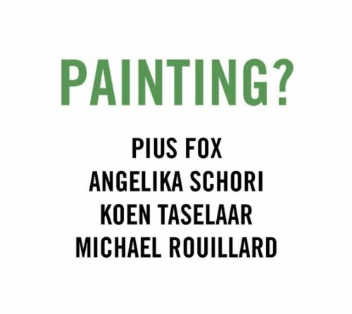 PAINTING?  | Events Calendar