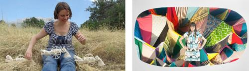 Sewing Mountains / Playing with Pioneers: A public collaborative event with artists Rachel Farmer and Amanda Browder | Events Calendar