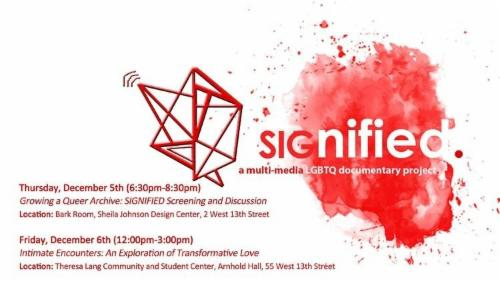Image for Signified: Intimate Encounters: An Exploration of Transformative Love (Day 2)