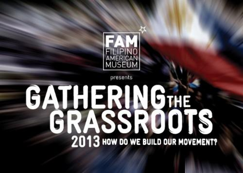 "Image for Gathering the Grassroots 2013: ""How Do We Build Our Movement?"""