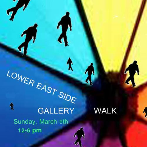 Image for Lower East Side Gallery Walk