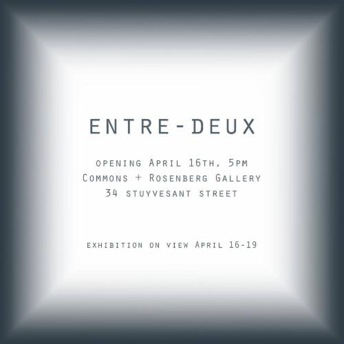 Image for entre-deux