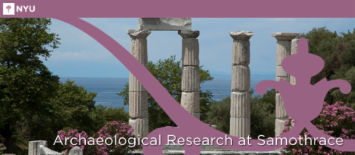 From the Vantage of the Victory: New Research on the Nike Monument in the Sanctuary of the Great Gods, Samothrace Samothrace Lecture   Events Calendar