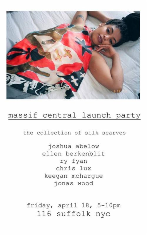 Image for Massif Central Launch Party