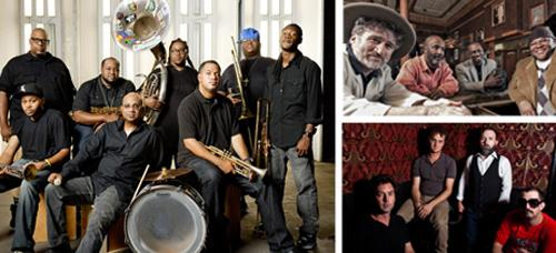 The Soul Rebels / Jon Cleary & The Absolute Monster Gentlemen / Lost Bayou Ramblers  | Events Calendar