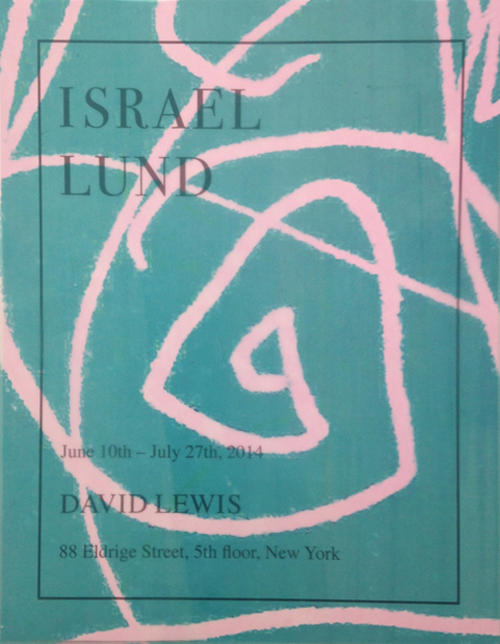 Israel Lund  | Events Calendar