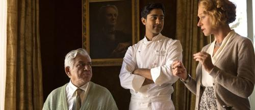 The Hundred-Foot Journey With Om Puri in person, moderated by Madhur Jaffrey
