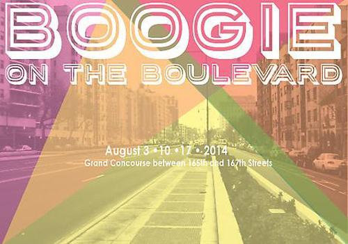 BOOGIE ON THE BOULEVARD: SUMMER SUNDAYS