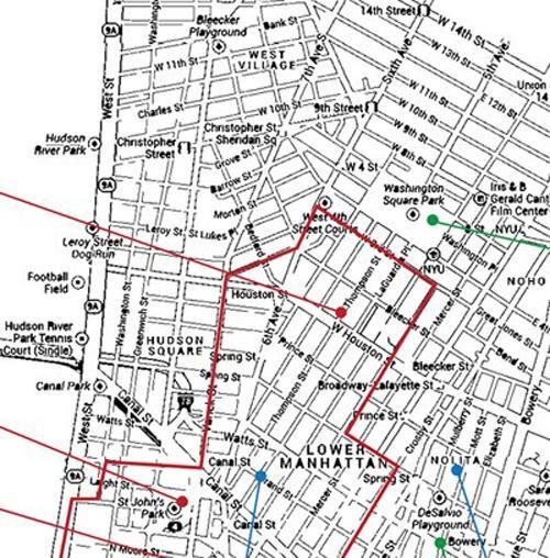 "Ryan Wong: ""Basements and Murals"" Taiping Tianguo Lower Manhattan walking tours | Events Calendar"