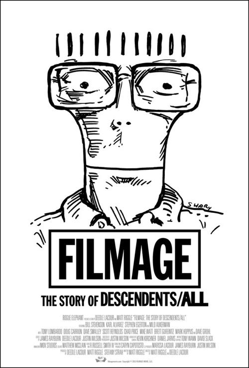FILMAGE: THE STORY OF DESCENDENTS/ALL (2013, Deedle Lacour/Matt Riggle, 90 mins.) Post screening Q&A with co-director Matt Riggle | Events Calendar