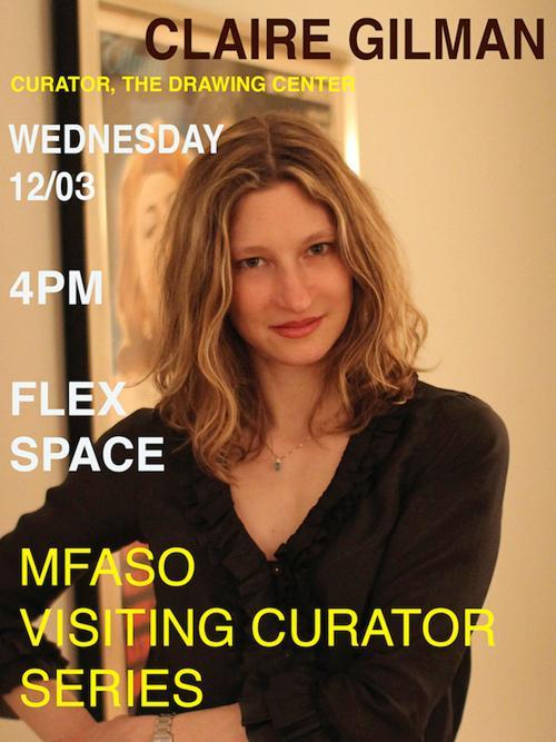 MFASO Presents: Claire Gilman  | Events Calendar