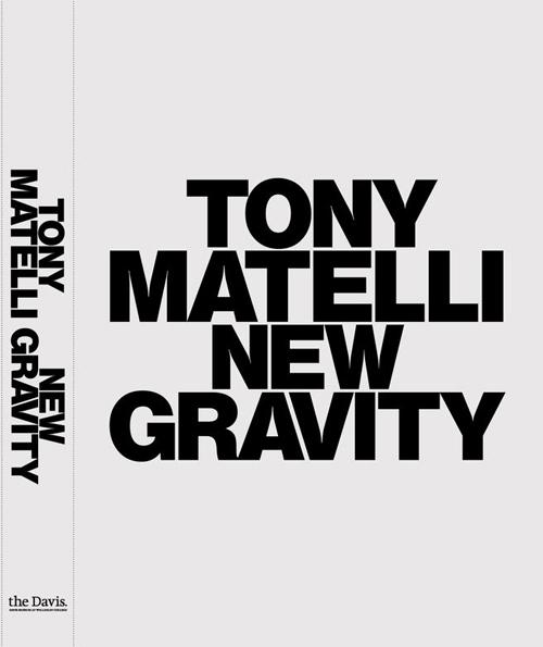New Gravity by Tony Matelli – Launch and Signing  | Events Calendar