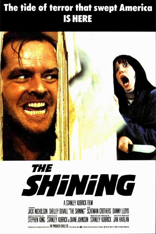 The Shining  | Events Calendar