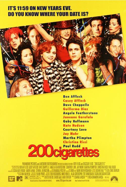 200 Cigarettes  | Events Calendar