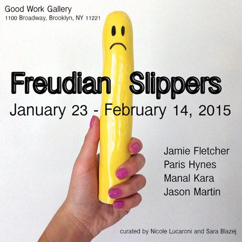 Freudian Slippers  | Events Calendar