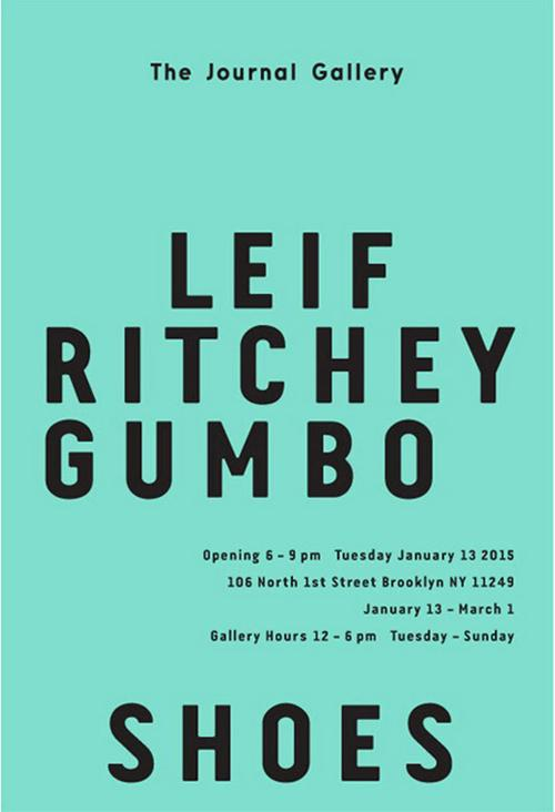Leif Ritchey Gumbo Shoes | Events Calendar
