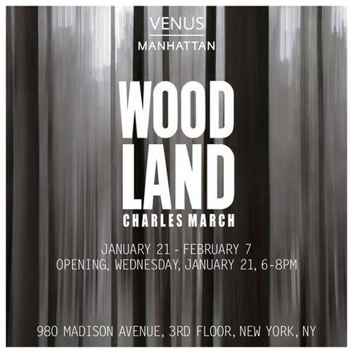 Charles March WOOD LAND | Events Calendar