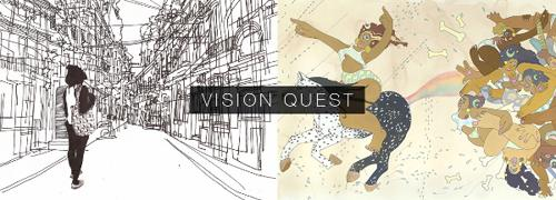 Vision Quest Amaryllis DeJesus Moleski & Sheena Rose | Events Calendar