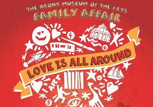 FAMILY AFFAIR: LOVE IS ALL AROUND  | Events Calendar
