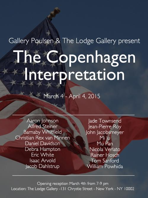 The Copenhagen Interpretation  | Events Calendar