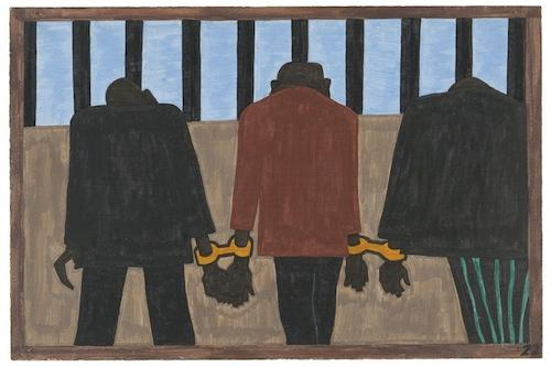 Jacob Lawrence's Migration Series and the Legacy of Jim Crow The Long History of the Artist's Concerns | Events Calendar