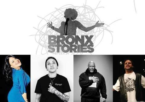 BRONX STORIES IN CELEBRATION OF NATIONAL POETRY MONTH  | Events Calendar