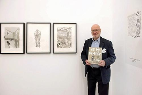 Jules Feiffer: Kill My Mother Conversation and Book Signing  | Events Calendar