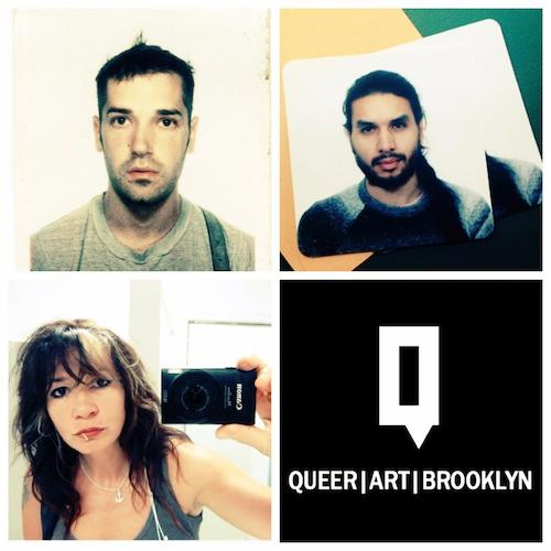 Queer/Art/Brooklyn With Katrina del Mar, Glen Fogel & Camilo Godoy | Events Calendar