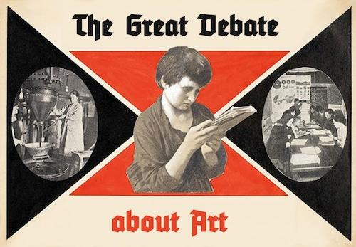 The Great Debate About Art: Part 3  | Events Calendar