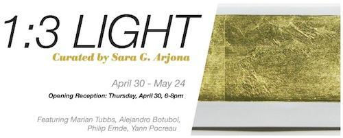 1:3 LIGHT  | Events Calendar