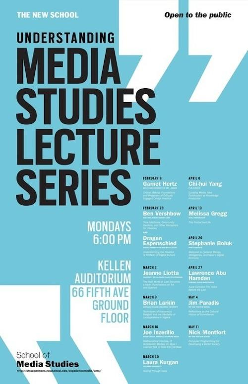 """""""Aural Contract: The Voice Before the Law"""" with Lawrence Abu Hamdan Understanding Media Studies 