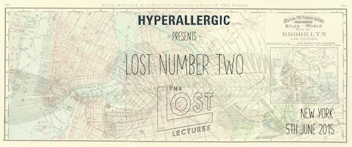 Hyperallergic presents Lost Lectures Two  | Events Calendar