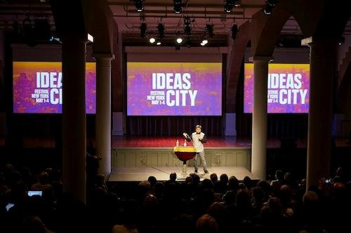 IDEAS CITY Conference With Lawrence Lessig, Yto Barrada, Micah White, Bjarke Ingels, Jillian C. York, and Trevor Paglen | Events Calendar