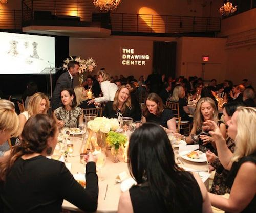 The Drawing Center's 2015 Spring Gala  | Events Calendar
