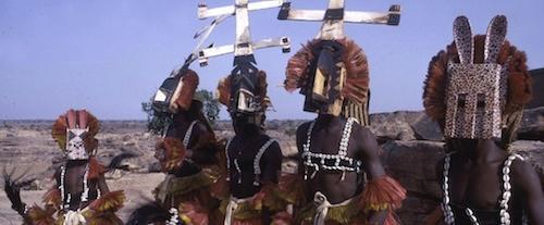African Carving: A Dogon Kanaga Mask  | Events Calendar