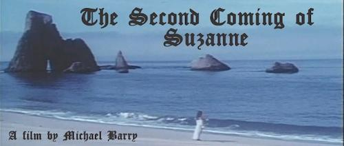 The Second Coming of Suzanne  | Events Calendar