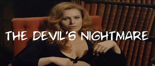 The Devil's Nightmare  | Events Calendar