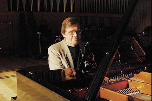 Joseph Kubera New Music for Piano | Events Calendar
