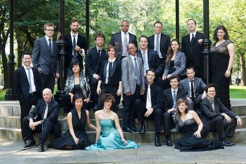 "International Contemporary Ensemble and JACK Quartet Jason Eckardt's ""Subject"" (Tzadik CD release party) Presented by Ear Heart Music 