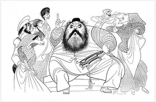 The Hirschfeld Century: The Art of Al Hirschfeld  | Events Calendar