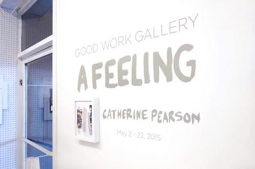 Closing Party for A Feeling by Catherine Pearson  | Events Calendar